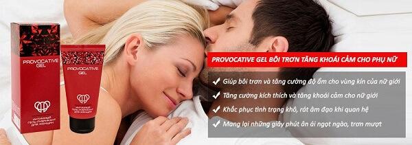 gel kích dục nữ provocative nhập khẩu