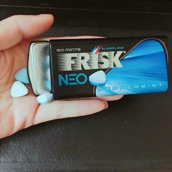 Tác dụng kẹo ngậm Frisk