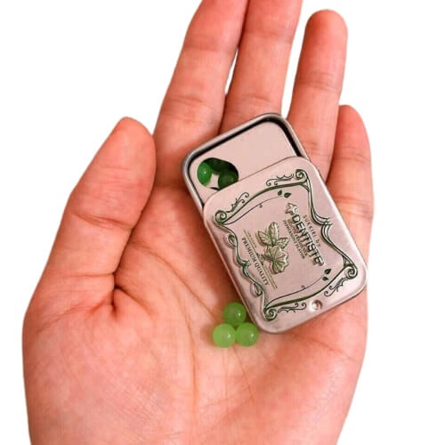 Kẹo ngậm kích dục Love Mint là gì, giá bao nhiêu, mua bán ở tphcm