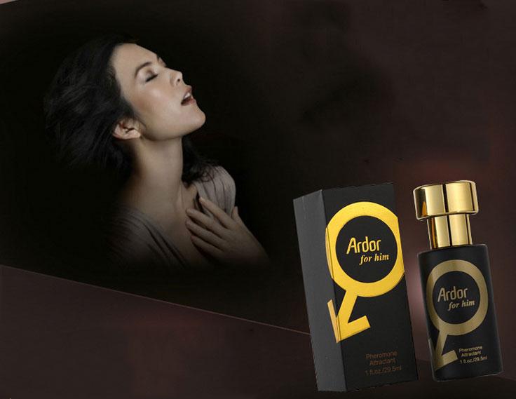 Nữ giới cảm giác muốn làm tình ngay khi ngửi mùi nước hoa kích dục